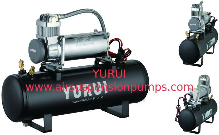 2.5 Gallon 200 Psi Air Compressor Tank / Cars Extra Tank For Air Compressor