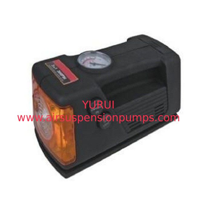 Plastic Vehicle Air Compressors Portable For Car Tires 1 Year Warranty